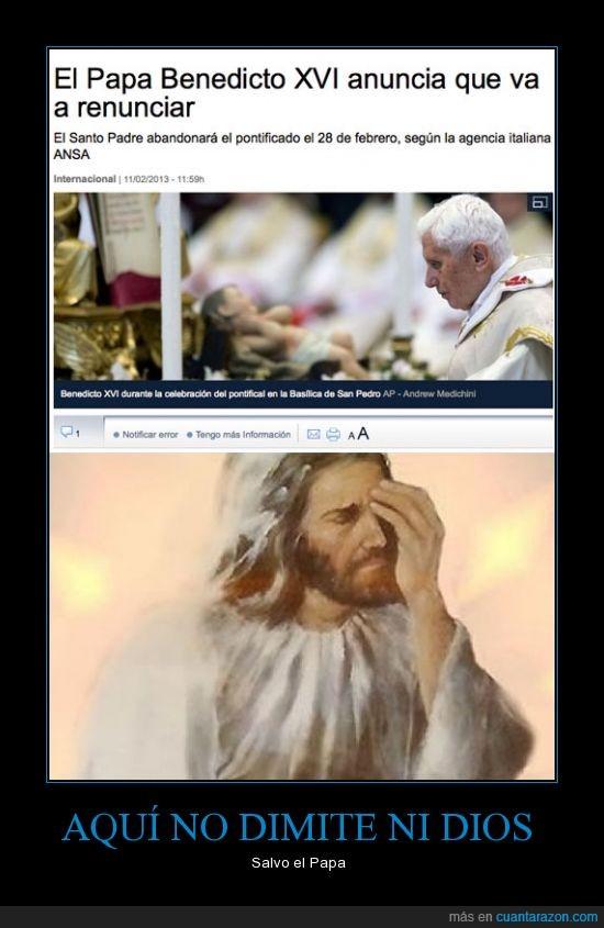 benedicto,papa,qué habrá pasado,renunciar,vaticano