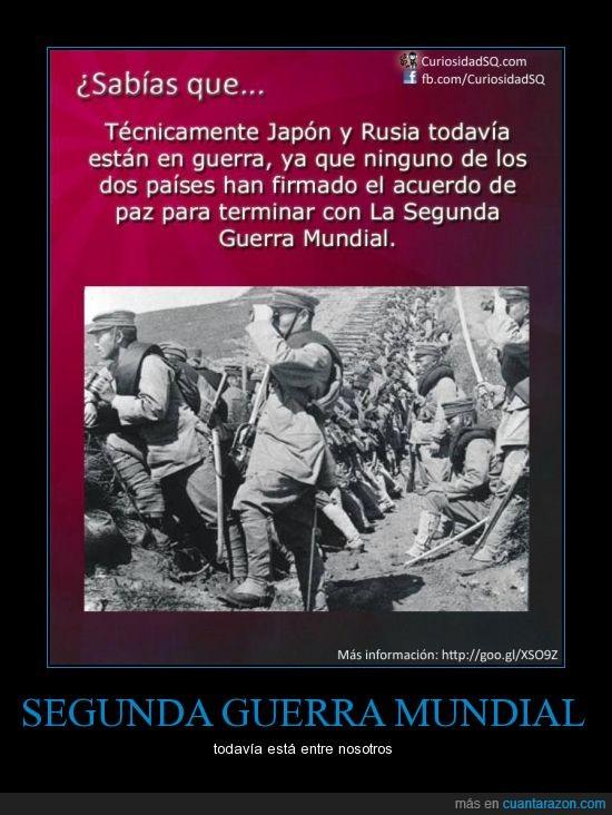 acuerdo de paz,Japón,Rusia,segunda guerra mundial,terminar
