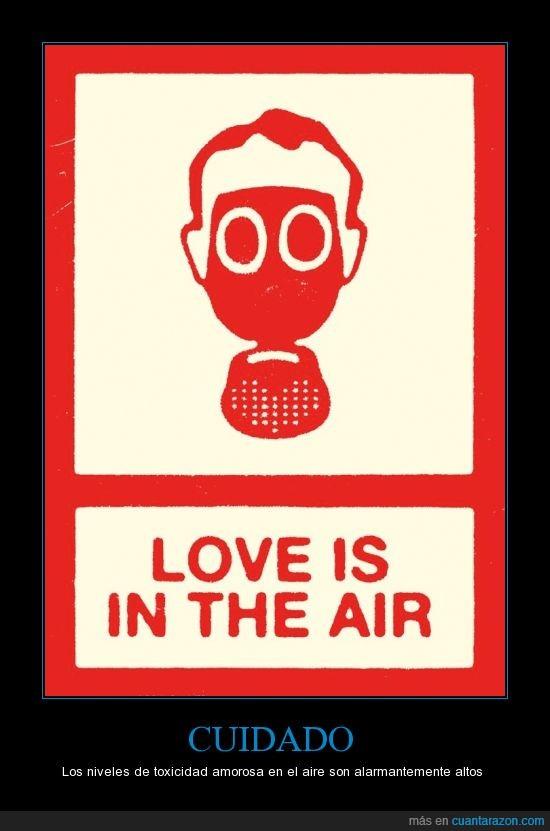amor,biohazard,mascara,nivel,san valentin,toxico