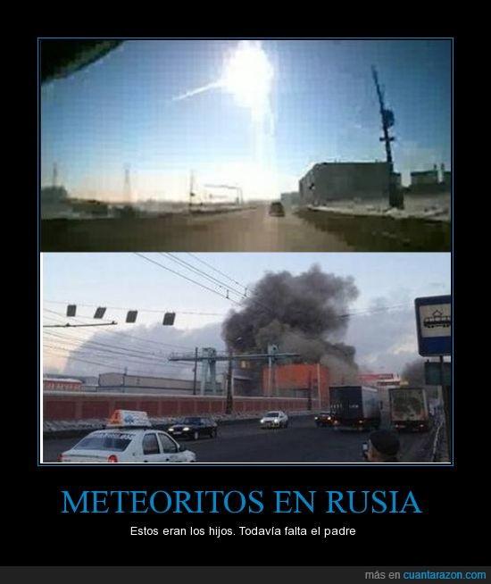 fuego,luz,meteorito,muerte destrucción,rusia,sol,tierra,vamos a morir,wait for it