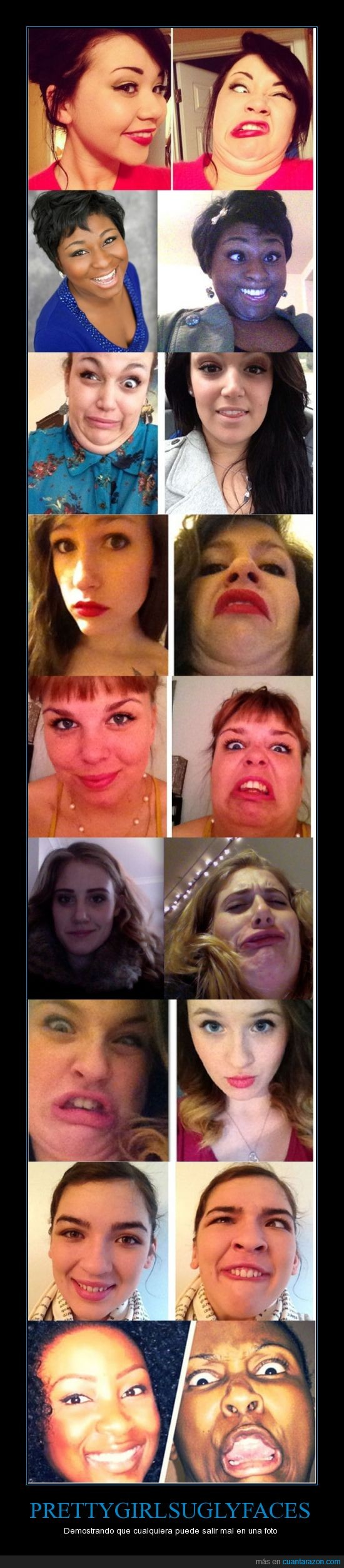 chicas,fea,foto,guapa,jeto,miedo,pose