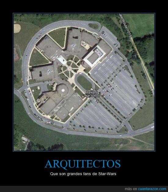 arquitectura,edificio,escuela,instalación,star wars. halcón milenario