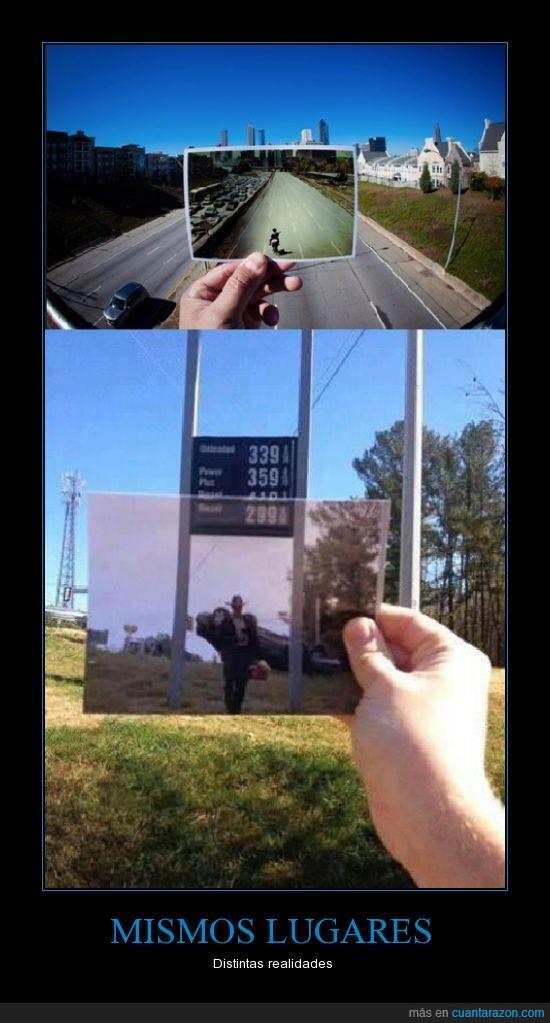 fotos,Locación,lugar,realidad,The Walking dead