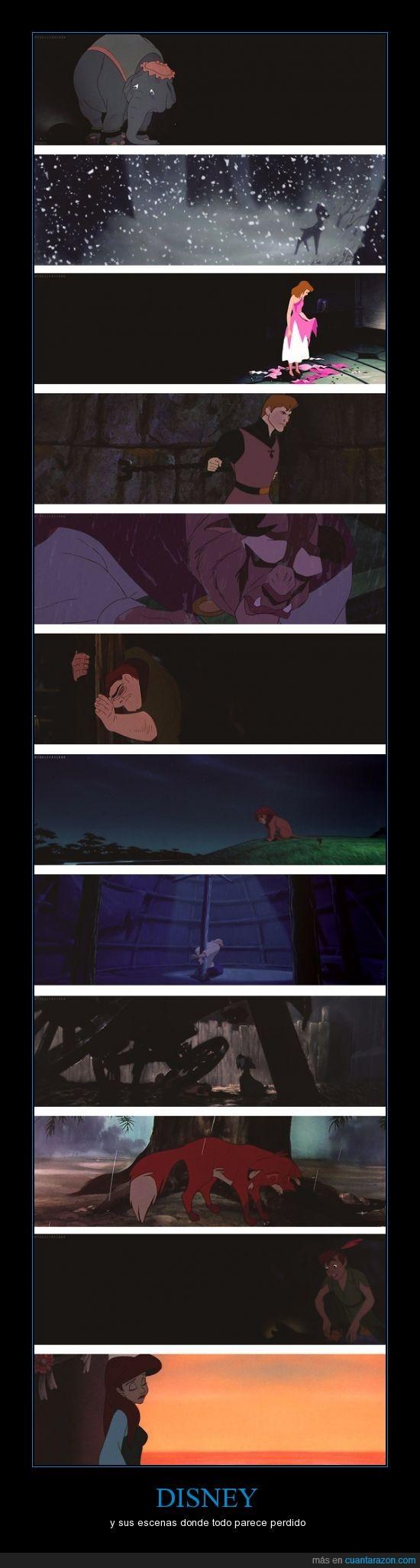 Bambi,Cenicienta,disney,Dumbo,El jorobado de Notre Dame,El Rey Leon,entre otras,esperanza,La Bella Durmiente,La Bella y La Bestia