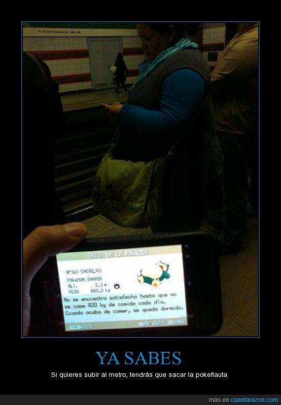 chica,gorda,humano,metro,pokemon,telefono
