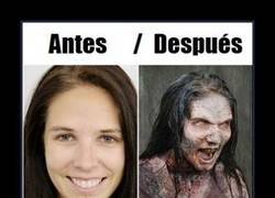 Enlace a THE WALKING DEAD
