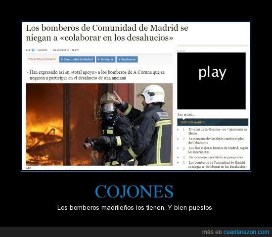 #Respect.,anciana,bomberos,cojones,desahucios,La Coruña,Madrid,Stop Desahucios