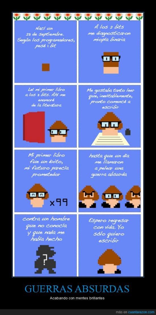 goomba,guerra,libro,literatura,Mario