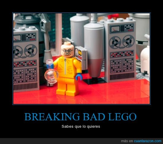 breaking bad,eisenberg,heisenberg,lego,metanfetamina