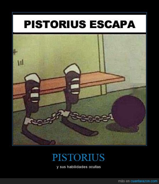 asesino,bola,cadena,carcel,escapar,habilidades,pierna,pistorius,protesis