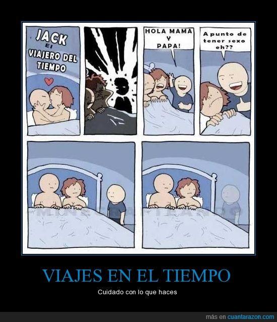 impedir,jack,morir,nacer,padre,tiempo,viajes