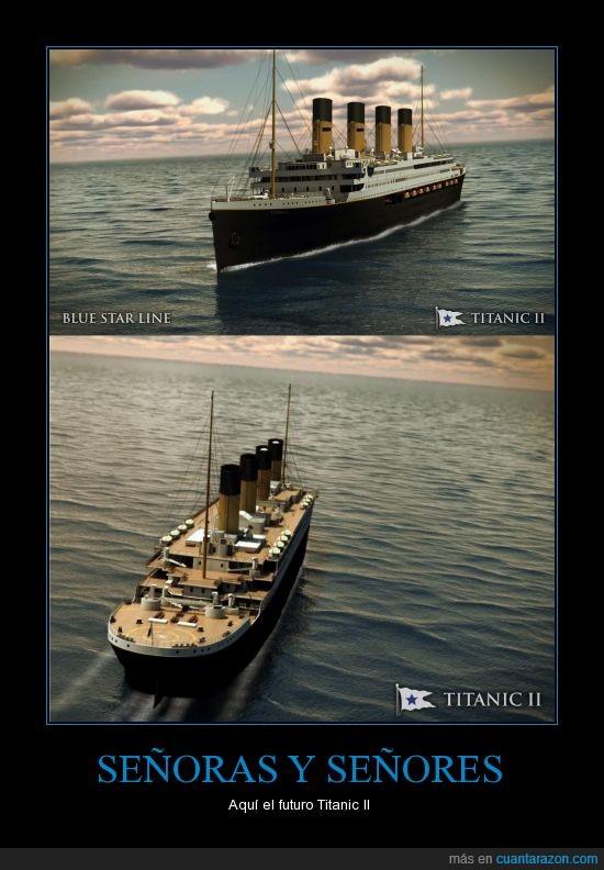 2016,blue star line,Titanic II