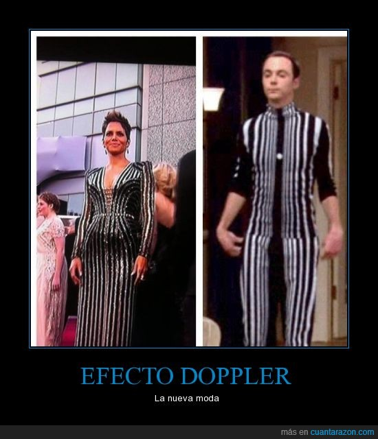 copia,efecto doppler,hale berry,oscars,sheldon cooper