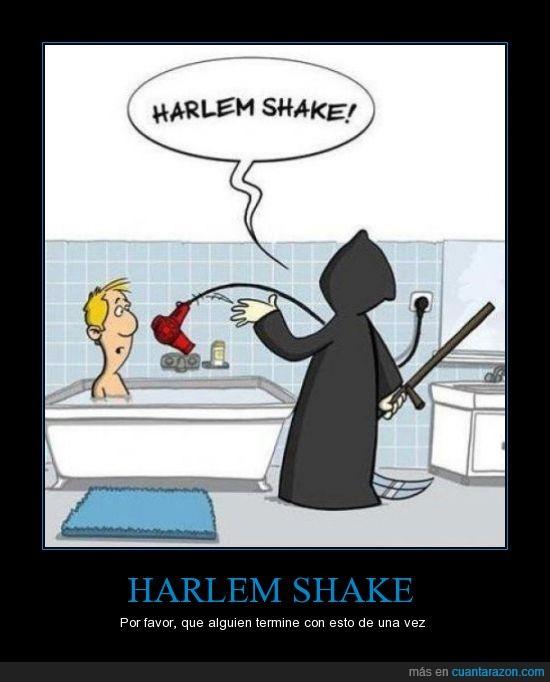 asesinato,baile,Harlem Shake,muerte