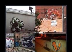 Enlace a GRAFFITI POKÉMON