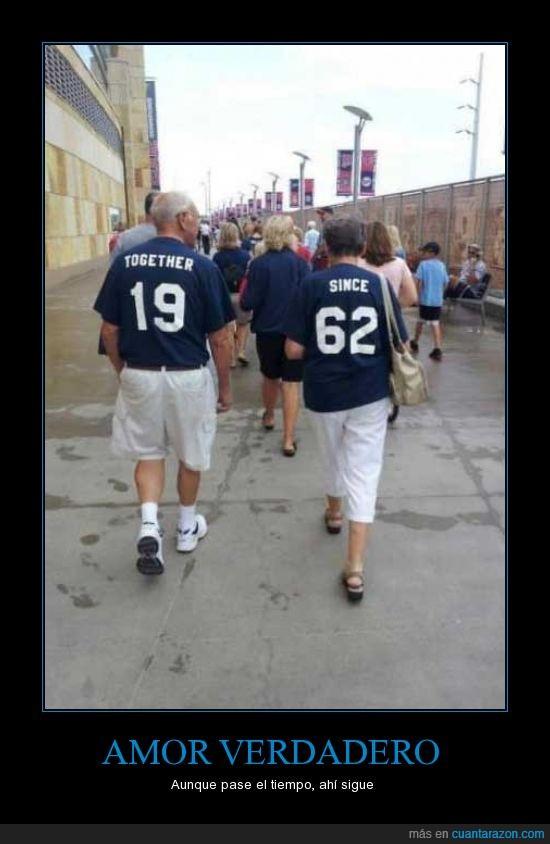 1962,amor,camiseta,pareja,partido,señor,since,together,verdadero