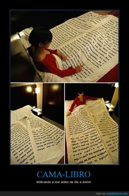lectura,leer,libro,motivar,sábanas,texto