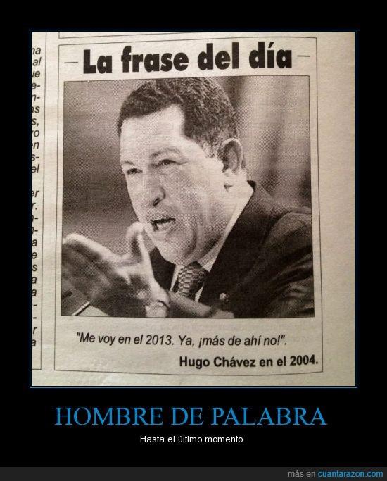 2004,2013,dep,hugo chavez,muerte,venezuela