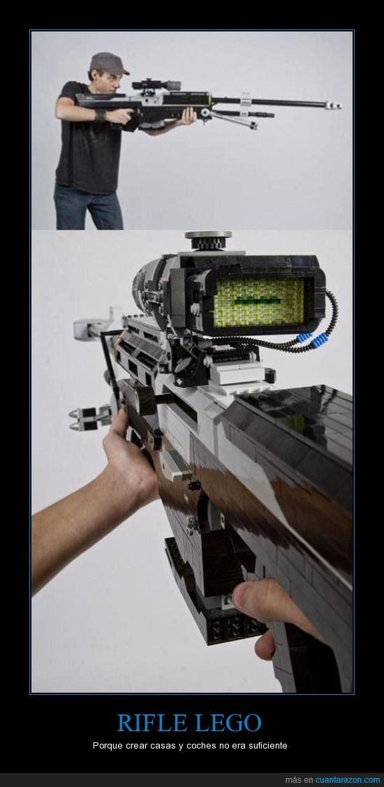 arma,lego,mira,pistola,rifle,telescopica