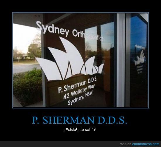 buscando a nemo,dds,dentista,orthodontics,sherman,sidney,sydney,wallaby