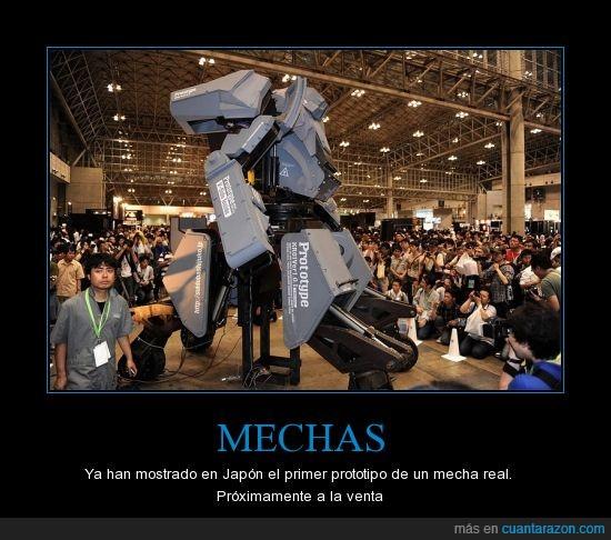 lucha,mecha,real,robot,venta