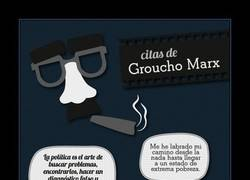 Enlace a GROUCHO MARX