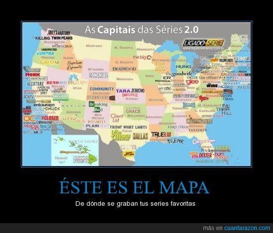 estados unidos,localizacion,mapa,series