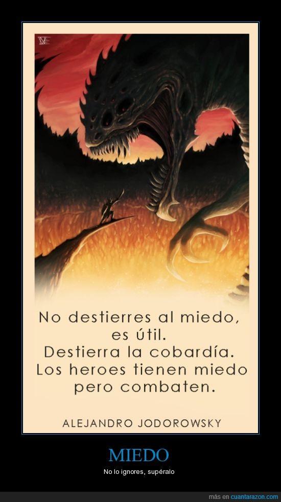 héroes,ignorar,Miedo,superar,valientes