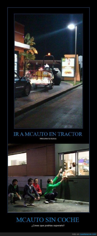 coche,hamburguesas,lorca,mcauto,murcia
