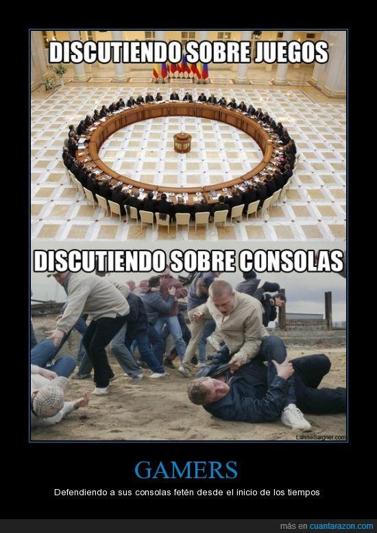 consolas,discutir,juegos,pc,ps3,videojuegos,xbox