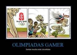 Enlace a OLIMPIADAS GAMER