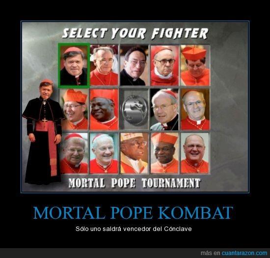 conclave,fighter,mortal kombat,papa,select