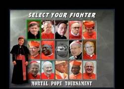 Enlace a MORTAL POPE KOMBAT