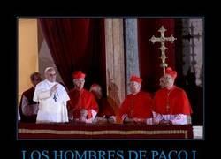 Enlace a LOS HOMBRES DE PACO I