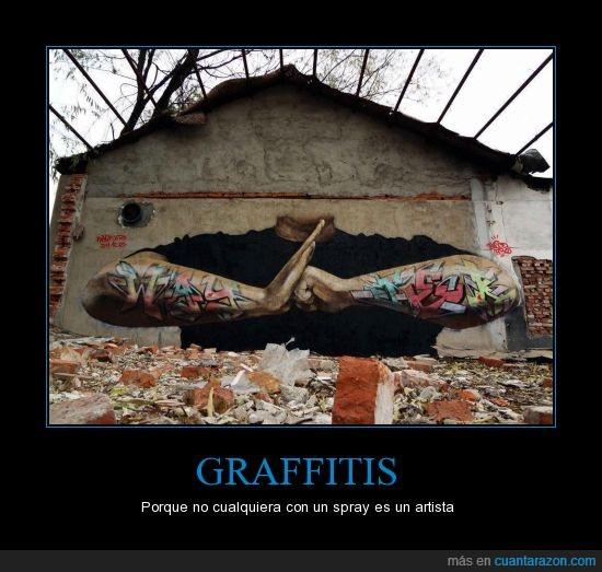 artista,casa,demolición,graffitti,mano,obra de arte,pintura,tatuaje