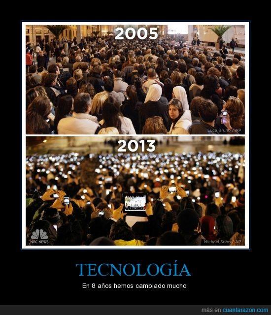 años,fumata,ipad,monjas,redes sociales,smartphones,vaticano