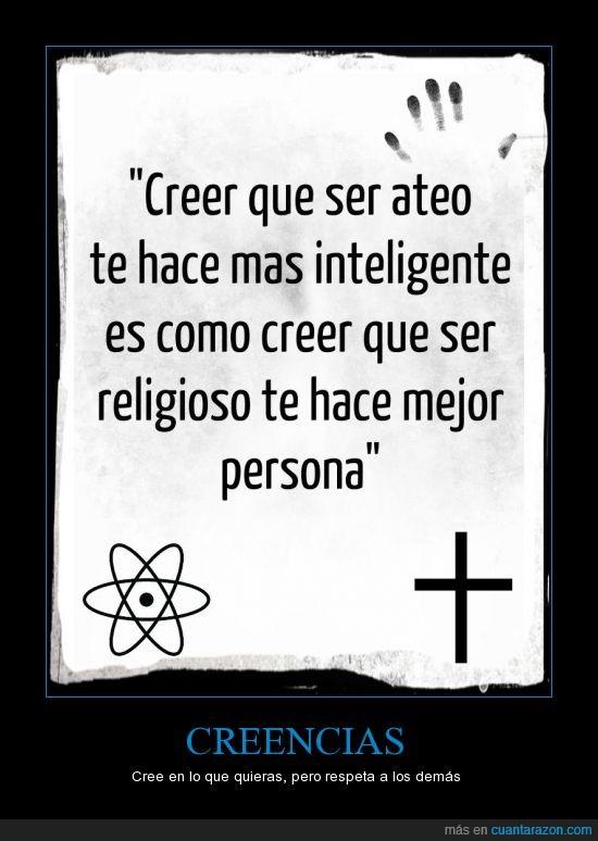 ateo,bueno,catolico,creyente,cristiano,define,listo,religion