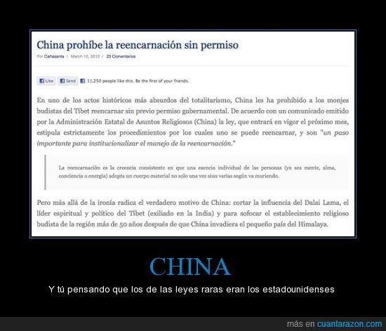 budista,china,monje,prohibe,prohibicion,reencarnar