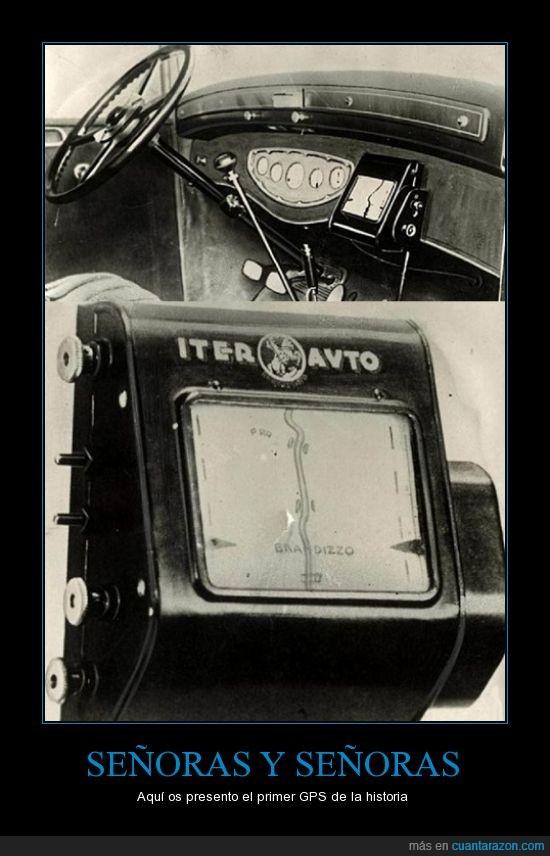 años 30,gps,primer