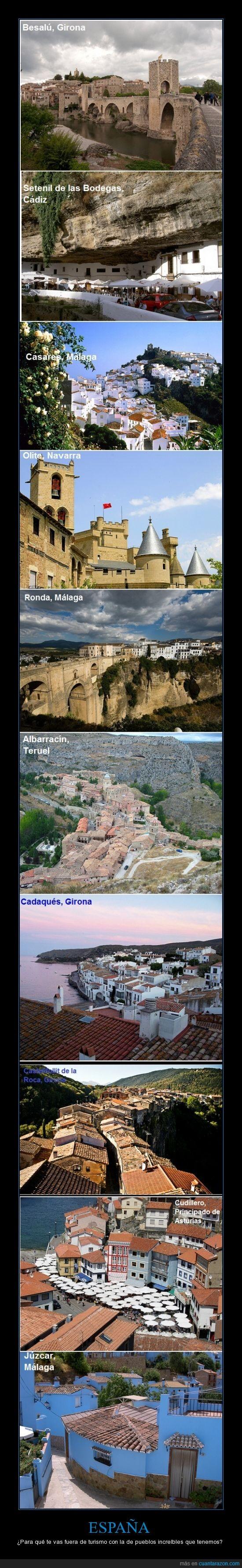 españa,guays,interesante,pueblos,turismo