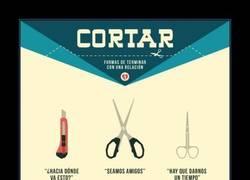 Enlace a CORTAR