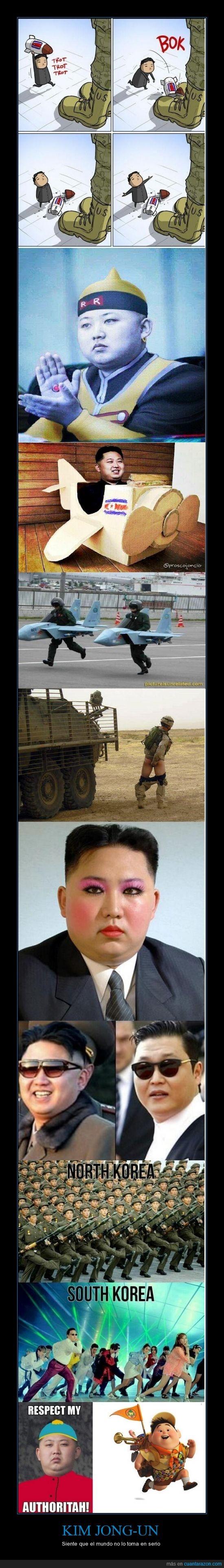 corea,guerra,kim jong-un,twitter pics,wtf