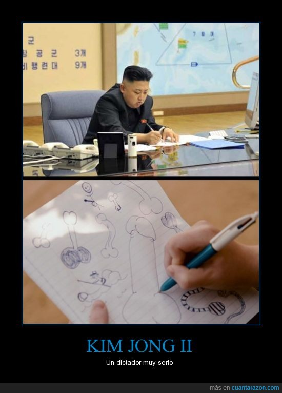 corea del norte,dictador,kim jong ii,listo