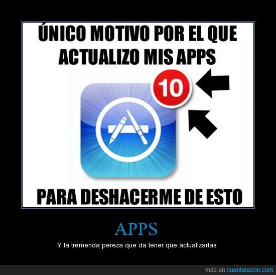 actualizar,apps,iphone,movil,smartphone