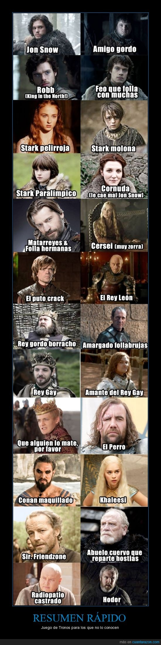 game of thrones,got,juego de tronos,nombres,personaje