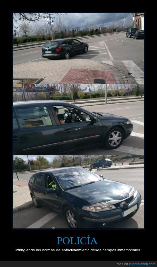 Ilegal,Mal estacionamiento,Multa,Policía,Radar,Radar sin señalización,Velocidad
