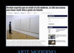 Enlace a ARTE MODERNO