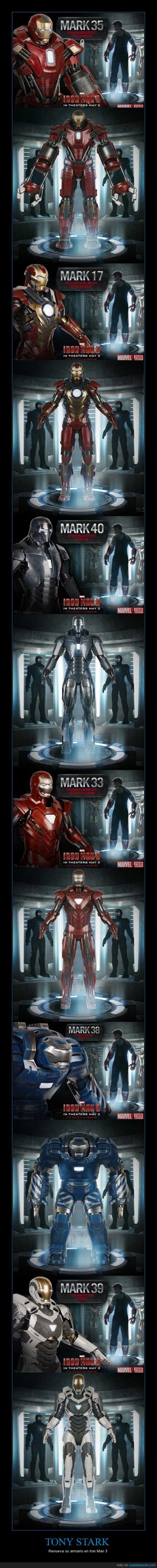 armadura,ironman,nueva