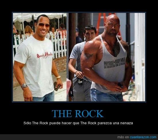 Dwayne Johnson,entreno,esteroides,gym,la roca,the rock