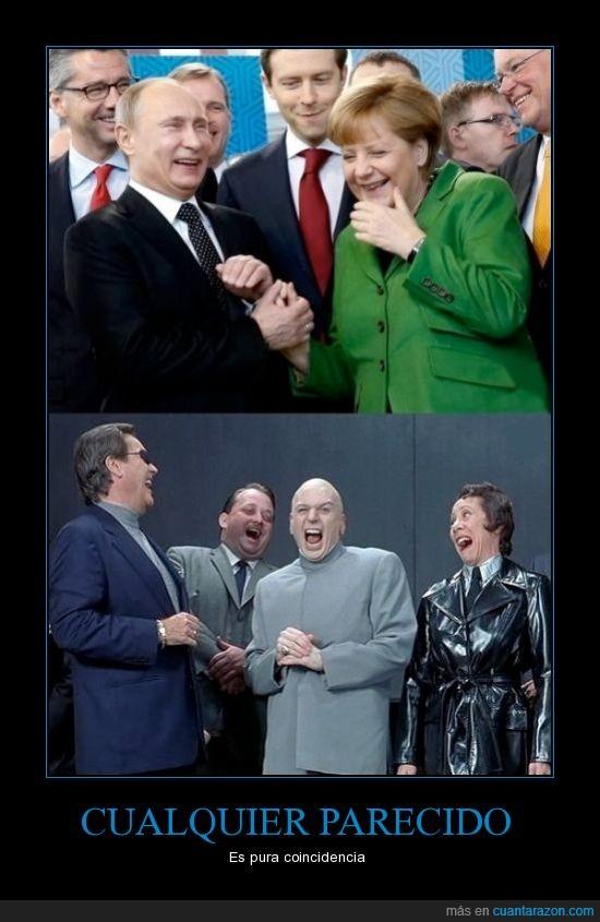 austin powers,doctor maligno,malvados,politica,risa malvada